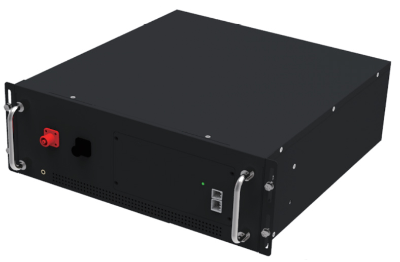 Ground mount 5000wh battery