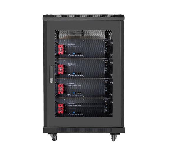 48v 400Ah LiFePo4 battery system